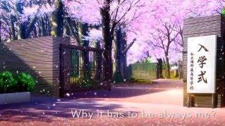Charlotte anime Trailer (1080p)