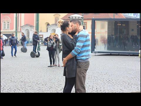 Xxx Mp4 KISSING HOT EUROPEAN GIRLS Kissing Prank Game 3gp Sex