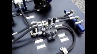 Hydraulikanlage-Projektarbeit (by MK- Engineering)