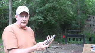 How NOT To Shoot a Revolver