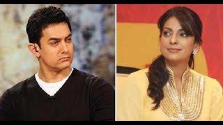 When Aamir khan Gave Sleepless Night to Juhi Chawla