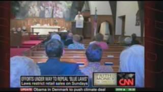 Sunday Blue Laws - CNN