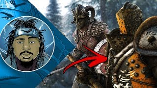 For Honor | The Black Hokage Reviews