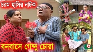 Bangla Comedy Natok | Bonobase Genduchora | Ajijul Hakim, Bindu, Al Munsur, Chitrolekha, Amirul Hoq
