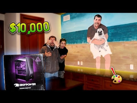 Xxx Mp4 SURPRISING MY DAD WITH HIS DREAM OFFICE He Actually Cried FaZe Rug 3gp Sex