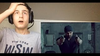 ROCKY HANDSOME Trailer Reaction