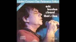 Eric Burdon & Band - That's Live  (Limited Edition) Karlsruhe 1985