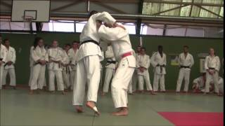 STAGE JUDO INTERNATIONAL STORY DAY TWO LES SABLES D'OLONNE