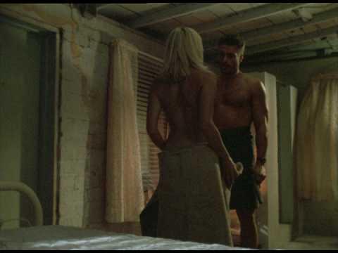 Секс в тюрьме с блондинкой 181