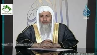 أهل الذكر (165) قناة الندى للشيخ مصطفى العدوي 27-7-2017