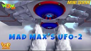 Mad Max's UFO - Vir Mini Series - Live in India