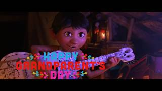 Happy Grandparents Day from Disney/Pixar