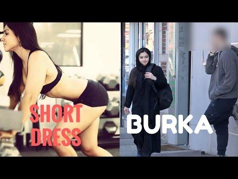 Xxx Mp4 SHORT DRESS Vs BURKA SOCIAL EXPERIMENT 3gp Sex