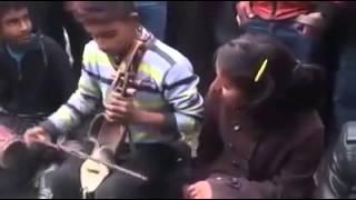 nepali lok geet mukhai tito banayo tite karelile sarangi song