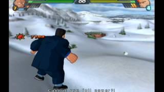 Dragon Ball Z Budokai Tenkaichi 3 Wii Walkthrough Part 44: Android 8 vs. Android 16