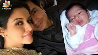 Actress Asin gives birth to a Baby Girl   Hot Tamil Cinema News   Rahul Sharma