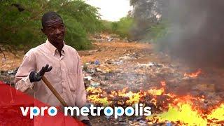 Plastic free hero in Burkina Faso  - VPRO Metropolis