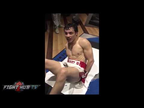 Julio Cesar Chavez Jr. RIPPED & IN BEST SHAPE OF LIFE 11 days away from Canelo fight