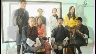 First Bhutanese Acapella