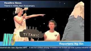 NY5 Show 6 (April 13, 2012)