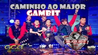 CS:GO - Caminho ao Major: Gambit [PGL Major Krakow 2017]