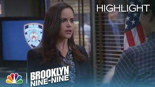 Jake And Amy's Sexy Workplace Banter | Season 3 Ep. 7 | BROOKLYN NINE-NINE