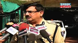 DG BK Singh On Hirakhand Express Accident