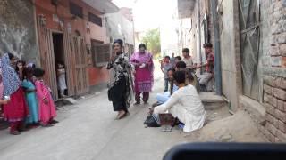 Khusra Dancing in the street 3!