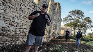 Ghost Box at Old Haunted Priory Gone Wrong!
