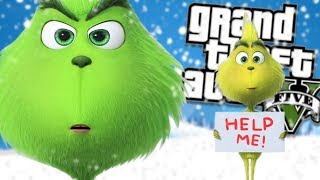 THE NEW GRINCH HAS A BROTHER MOD (GTA 5 PC Mods Gameplay)