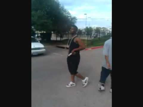 It Goes down in Texas ghetto fight