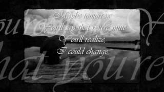 Maybe Tomorrow by Westlife (w/ lyrics)