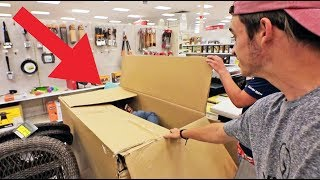 TARGET HIDE AND SEEK GAME! (HIDDEN AREA)