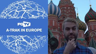 FGTV On Road: A-Trak In Europe