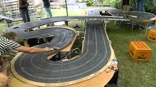 Carrera Universal Rennbahn, 6-spurig