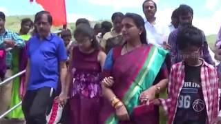 Actress Roja Family Unseen Video    Leakad Video   Celebrity Krishna Pushkaralu Videos