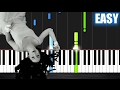 Download Video Evanescence - My Immortal - EASY Piano Tutorial by PlutaX 3GP MP4 FLV