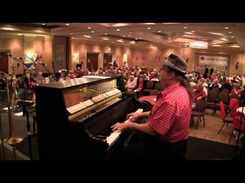 Maple Leaf Rag The Barbary Coast Dixieland Show Band Suncoast Jazz Classic 2014
