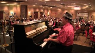 Maple Leaf Rag - The Barbary Coast Dixieland Show Band - Suncoast Jazz Classic, 2014