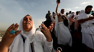 Début du pèlerinage à La Mecque