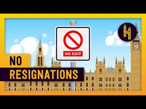Why It s Illegal to Resign from the British House of Commons