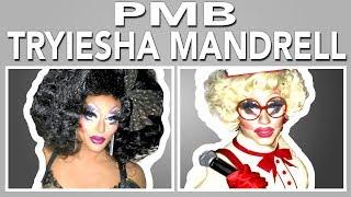 Paint Me Bitch: Trixie Mattel Tutorial w/WILLAM as Tryiesha Mandrell