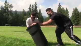 ALS Ice Bucket Challenge - Persian Crazy Fob