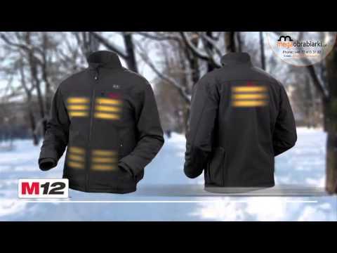 Podgrzewana kurtka M12 Milwaukee