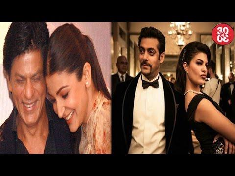 Shahrukh Is Anushka's Favorite Co Star | Jacqueline Rejects Salman's JugalBandi