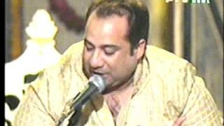 Dil se Teri Nigah Kalam e Ghalib by Ustad Rahat Fateh Ali Khan on PTV