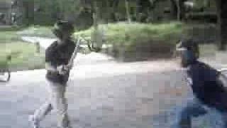 RSW Sword Fight: David vs Jack (Farewell Fight)
