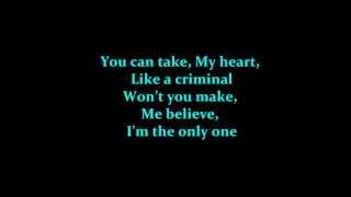 conor maynard  animal lyrics