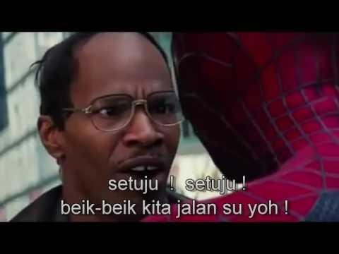 Spiderman kutai 1