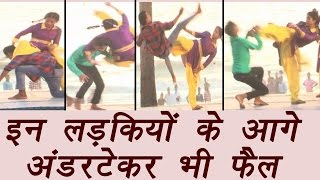 Indian Girls के आगे  WWF star Jone Cena, Undertaker भी फ़ैल | वनइंडिया हिंदी